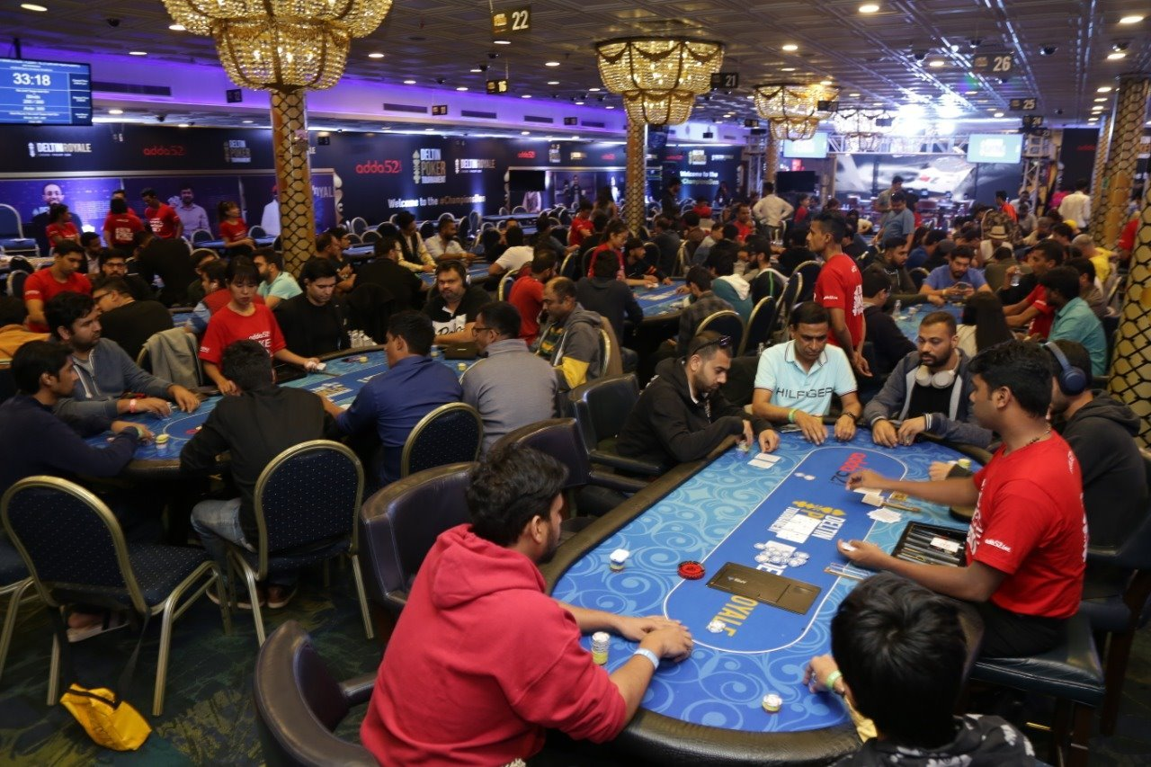 Club World Casino Tournament